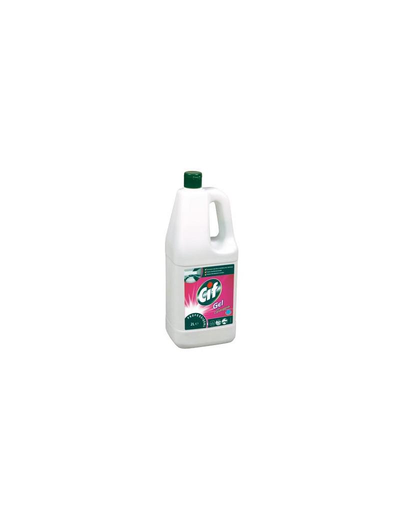 Cif Gel con Candeggina - 2 Litri - 100847164