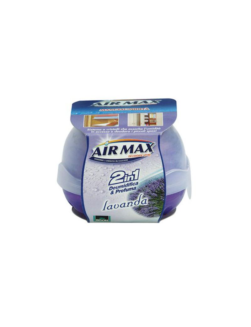 Mangiaumidità Deodorante 2 in 1 Airmax 40 g - D0121 (Lavanda Provenzale)