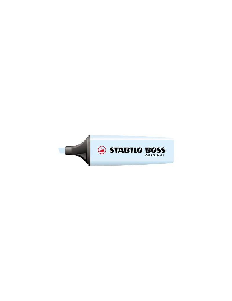 Evidenziatore Boss Original Stabilo - 70/31 (Azzurro Conf. 10)