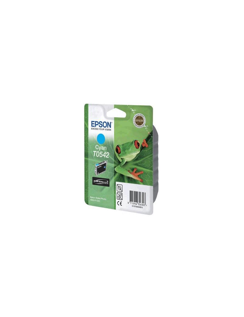 Cartuccia Originale Epson T054240 (Ciano)