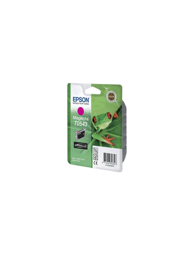 Cartuccia Originale Epson T054340 (Magenta)