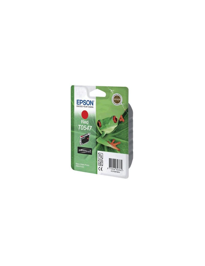 Cartuccia Originale Epson T054740 (Rosso)