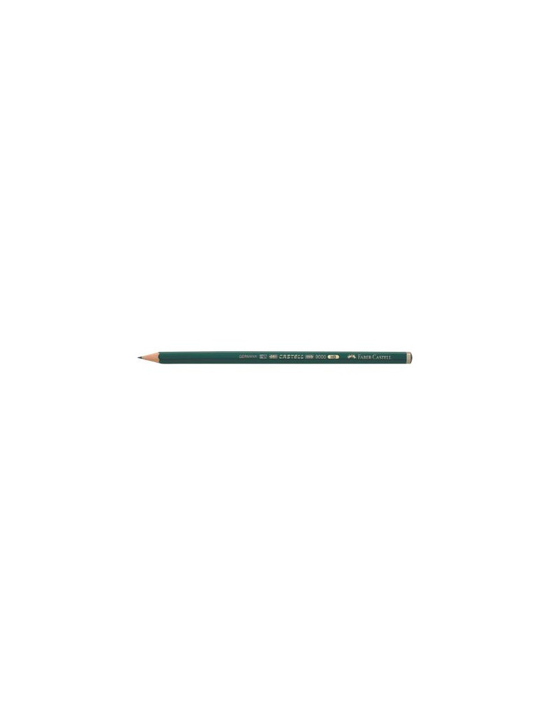 Matita Castell 9000 Faber Castell - 2B - 119002 (Conf. 12)