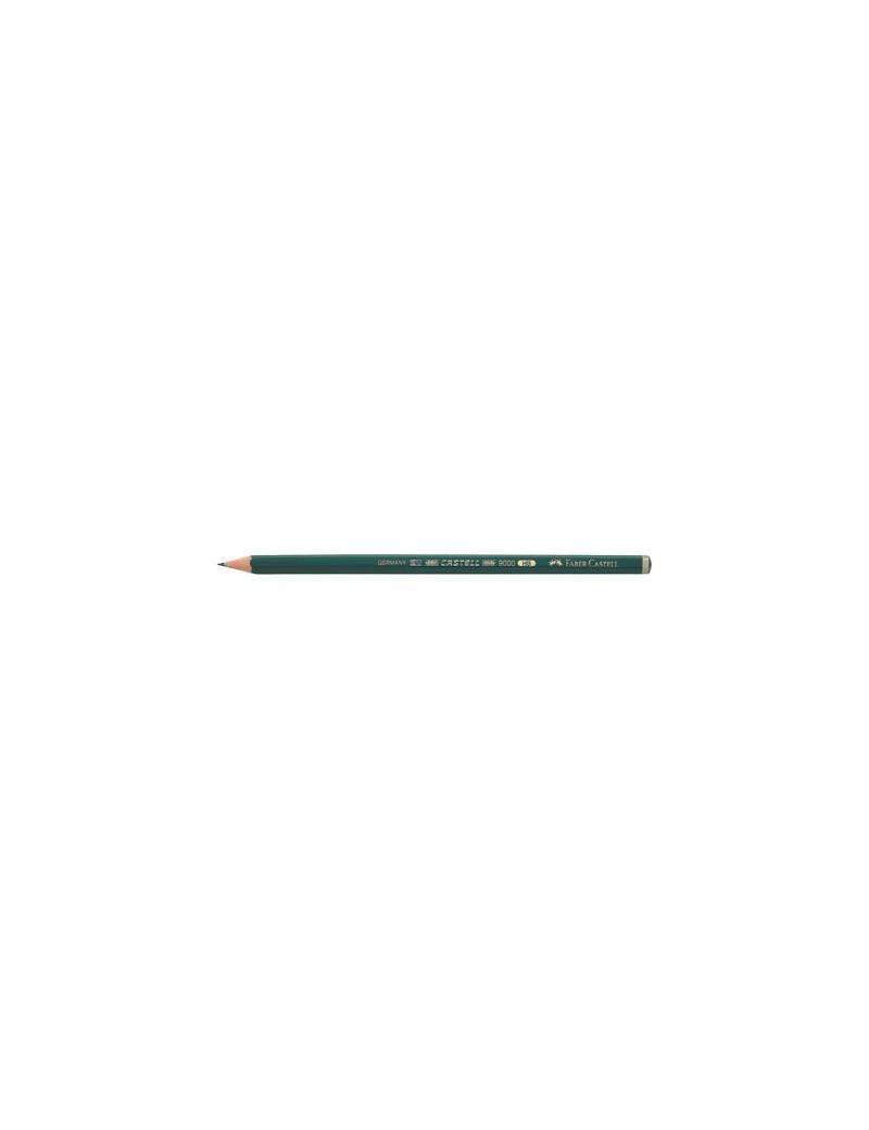 Matita Castell 9000 Faber Castell - 2H - 119012 (Conf. 12)