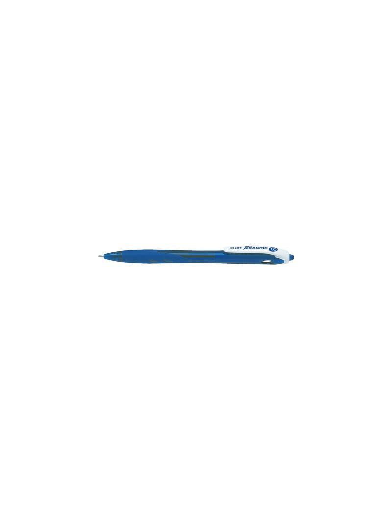 Penna a Sfera Rexgrip Begreen Pilot - 1 mm - 040011 (Blu Conf. 10)