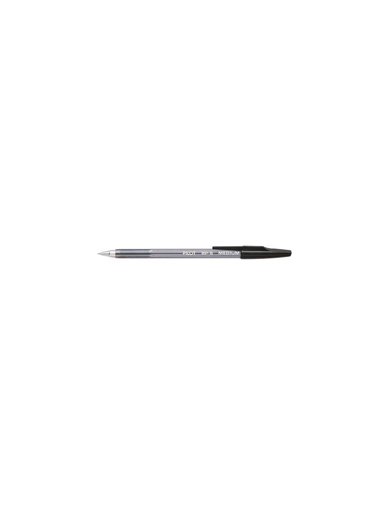 Penna a Sfera BP-S Pilot - 1 mm - 001630 (Nero Conf. 12)