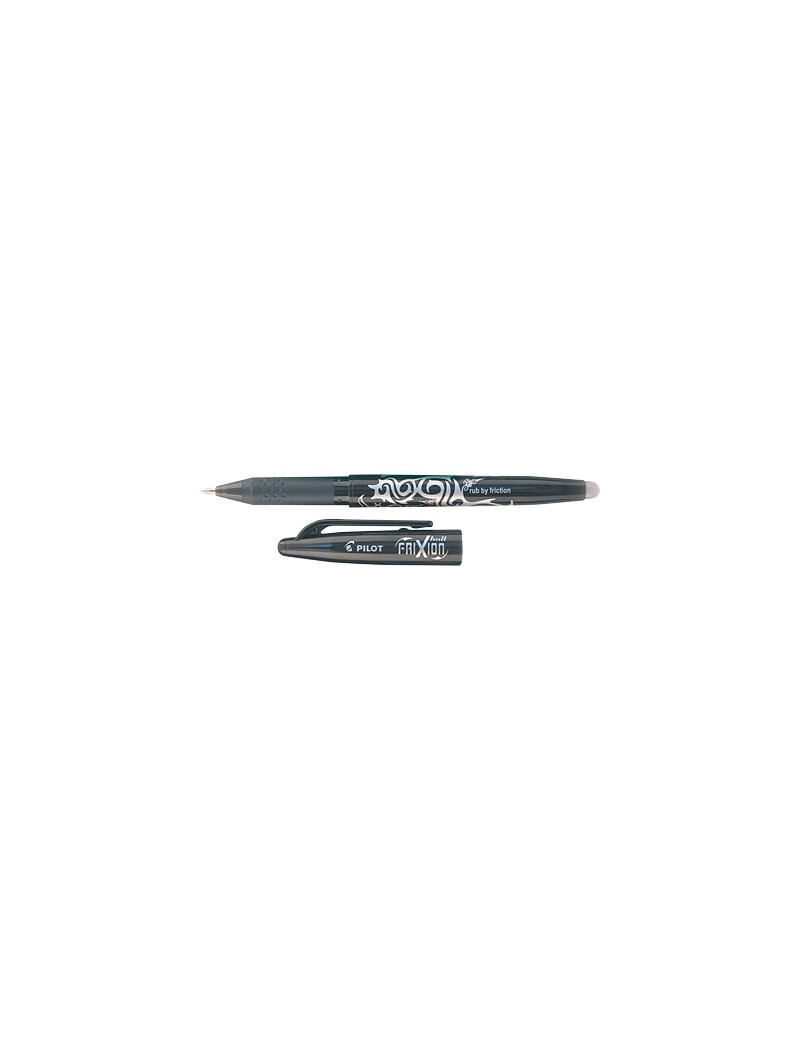 Penna a Sfera Cancellabile Frixion Ball Pilot - 0,7 mm (Nero)