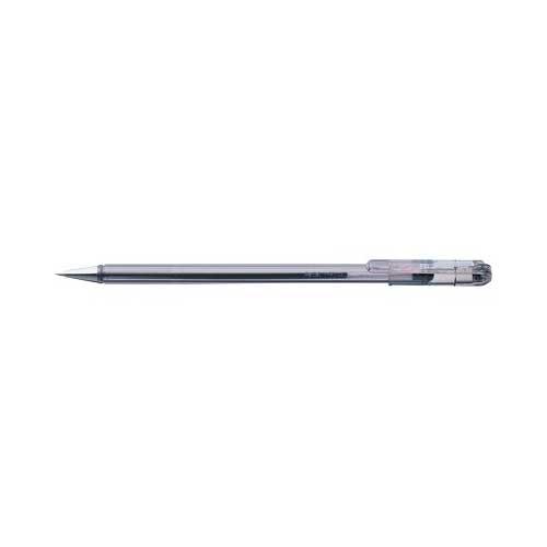 Penna-a-Sfera-Superb-Pentel-0-7-mm-BK77A-Nero-Conf-12