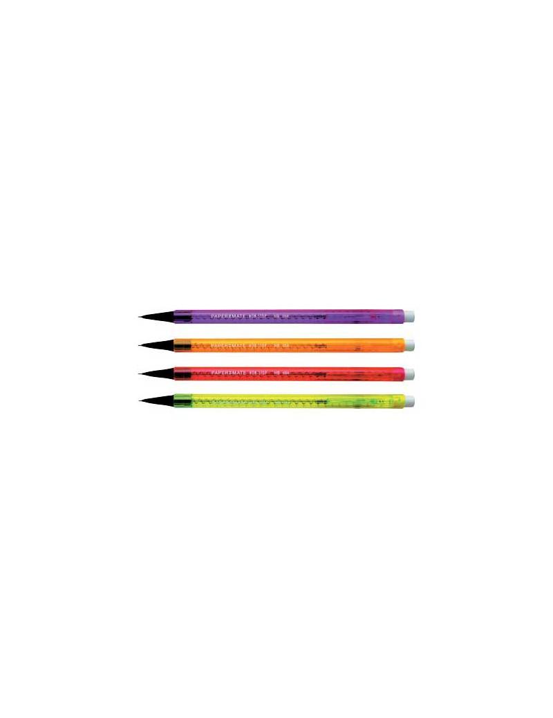 Portamine Non Stop Neon Papermate - 0,7 mm (Assortiti Conf. 12)
