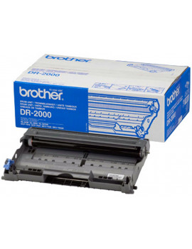 Tamburo Originale Brother DR-2000 (Nero 12000 pagine)