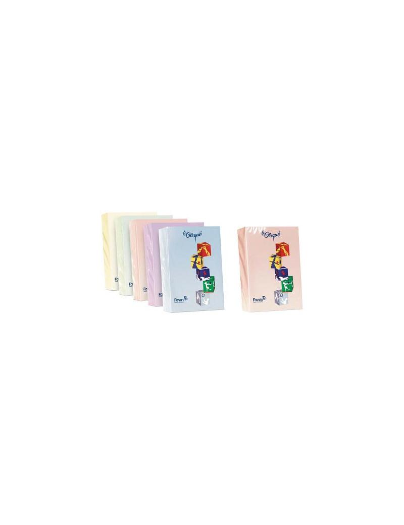 Carta Colorata Le Cirque Favini - A4 - 80 g - A717504 (Azzurro Tenue Conf. 500)