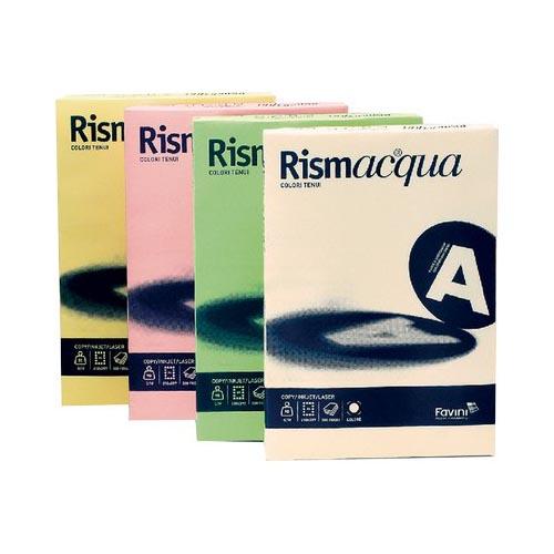 Carta-Colorata-Rismacqua-Favini-A4-90-g-A66T304-Celeste-Tenue-Conf-300
