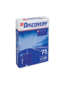 Carta Discovery 75 - A4 - 75 g (Conf. 5)
