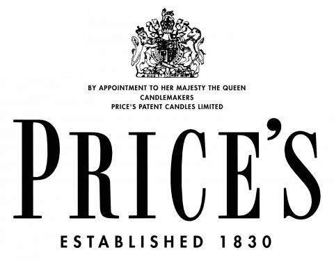 Image result for price's candles logo
